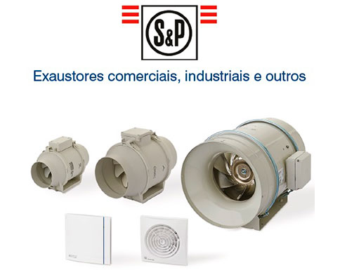 Exaustores Comerciais
