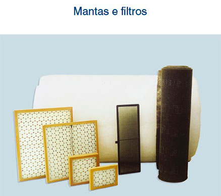 Mantas e Filtros